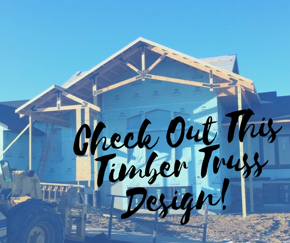 Check Out This Timber Truss Design
